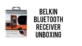 Belkin Bluetooth Music Receiver - Unboxing