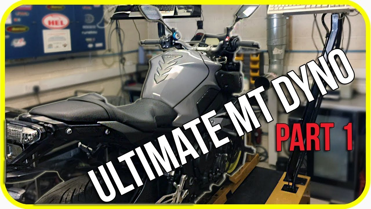 Ultimate Woolich racing dyno video [Part 1]