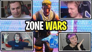 Fortnite Zone Wars with the LG House! - (Randumb, Kiwiz Formula, Nicks)