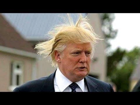 Donald Trump Explains the Polar Vortex