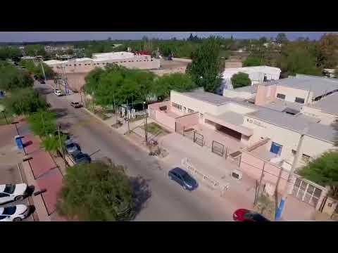 Video Lavalle Desde el Aire en el Parque Nativo
