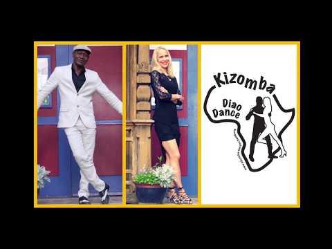 Besuch im Kizomba-Kurs in Hamburg von Sandra & Gabriel (DiaoDance)