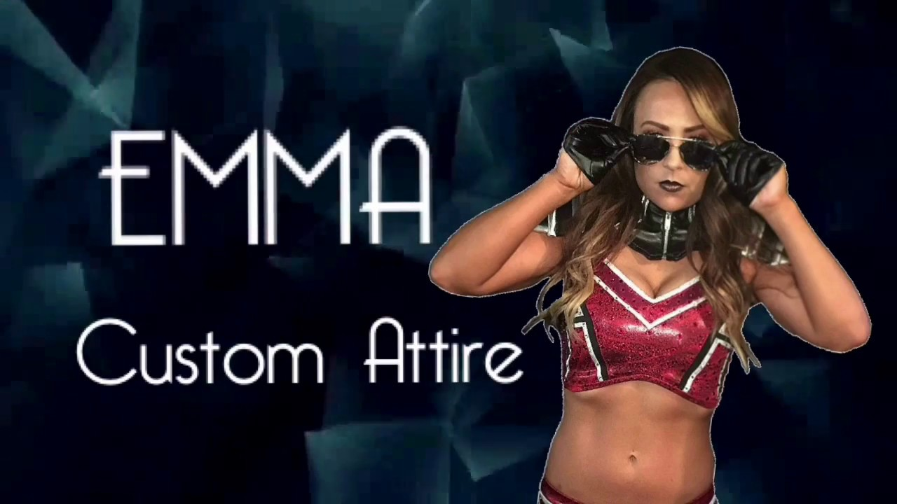 Wwe Emma New Attire