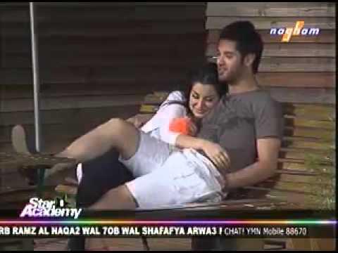 star academy 8.17/4/2011.سارة و حسام.part 1