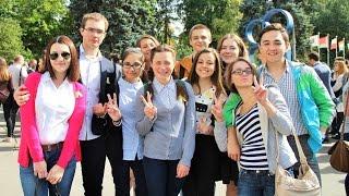 Торжественная линейка посвященная Дню Знаний 1.09.205