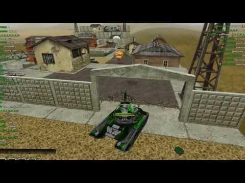 Танки Онлайн игра на Полигон DM