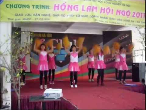 Nhảy Amore mio - Hồng Lam Hội Ngộ 2011