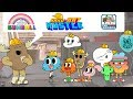 The Amazing World of Gumball: Hard Hat Hustle - Construction Site Field Trip (Cartoon Network Games)