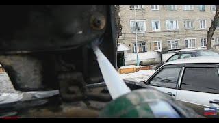 видео Устраняем шум пятой двери ВАЗ 2109