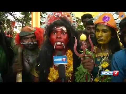 Kulasekharapatnam Mutharamman temple Dasara festival : Special Story   News7 Tamil