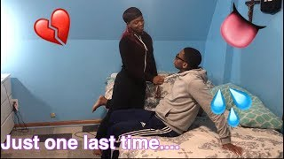 LET'S HAVE BREAKUP S3X PRANK ON BOYFRIEND!!!