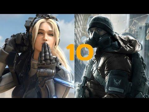 видео: 10 самых ожидаемых онлайн-игр 2015