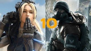 10 самых ожидаемых онлайн-игр 2015(Сегодня большинство онлайновых игр, особенно ММО и особенно «условно-бесплатных», похожи друг на друга..., 2015-03-22T15:06:40.000Z)