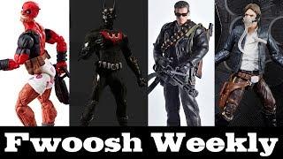 Weekly! Lots of Marvel Legends, Mezco, DC Multiverse, Mortal Kombat, and Terminator!