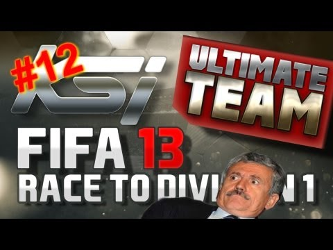 FIFA 13   Ultimate Team   Race To Division One   IT'S SO EASYYY #12