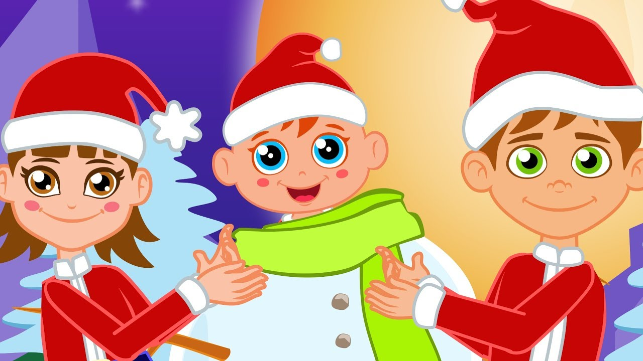 Noel Baba ile Dans Et Eğlen Alkışla - Dünya Çocuk Şarkıları