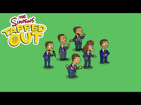 The Simpsons: Tapped Out - Black History Month Event   #9
