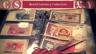 COMMUNIST BANKNOTE COLLECTION - World Paper Money Collection of Communist Era Currency