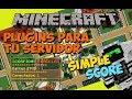 Minecraft: Plugins para tu Servidor - SimpleScore (Scoreboard por Mundos!)