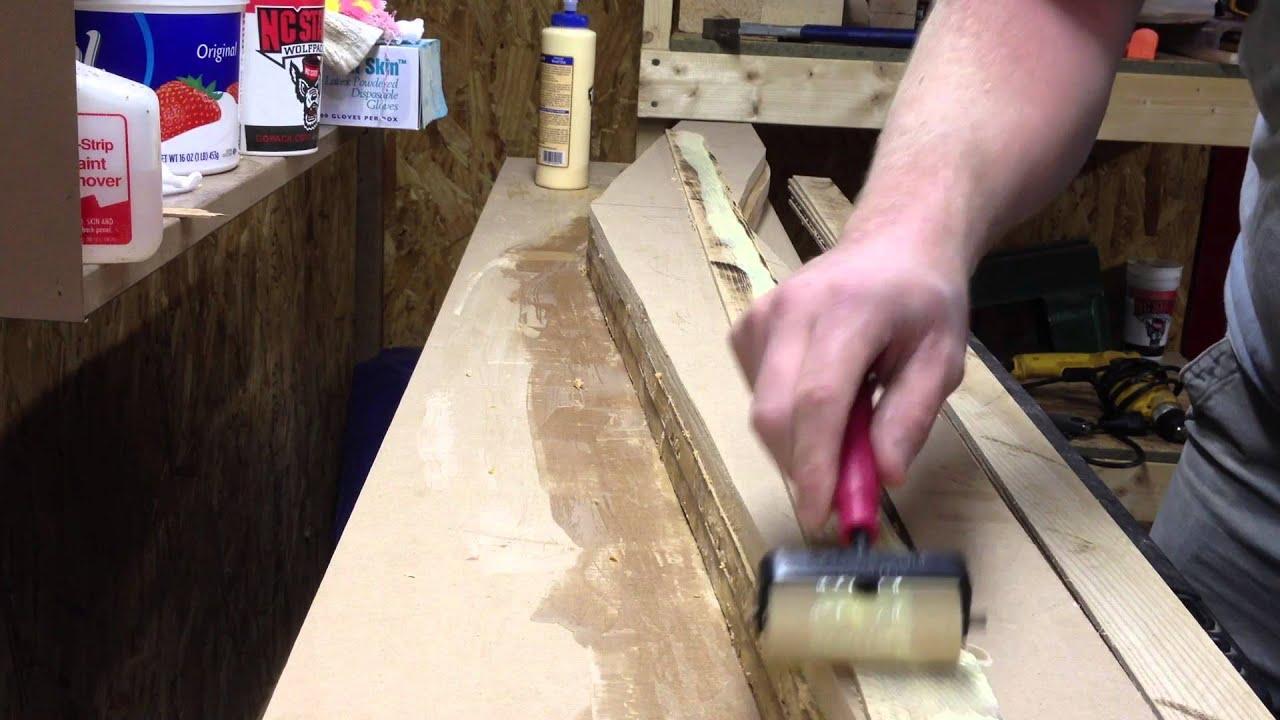 Laminated Wood laminated wood bending - youtube