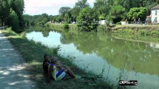 SEMAINE FEDERALE CYCLOTOURISTE de passage à Coulon (79)