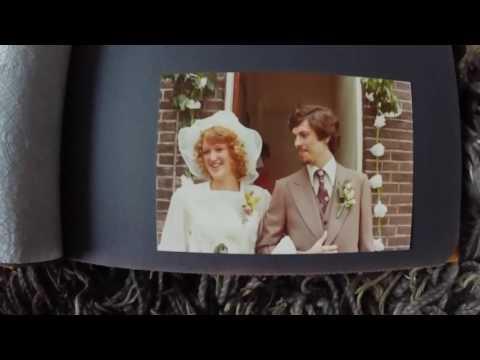 J&J 40 jarig huwelijk