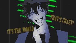 I am not crazy || Villain!Deku