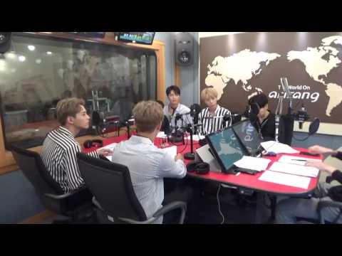 170718 Arirang Radio (Super K-Pop/HOTSHOT)