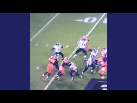 Ravens Quarterback Matt Schaub Does the Inevitable, Throws Pick-6 vs. Browns