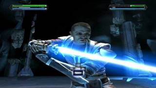 Star Wars: The Force Unleashed Walkthrough - DLC Mission - The Jedi Temple