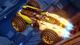 GRIP: Combat Racing Gameplay Trailer (2018)