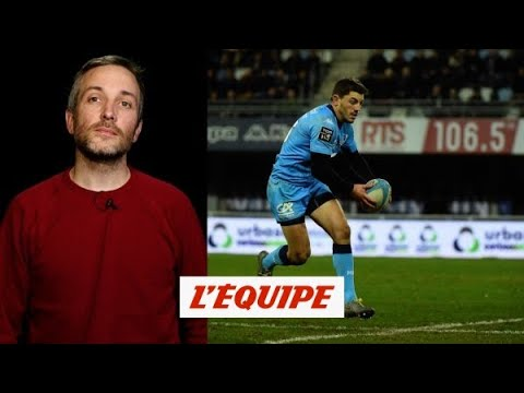 « Anthony Bouthier est un ovni » - Rugby - Bleus