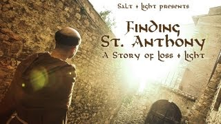 Video Finding Saint Anthony: A Story of Loss and Light (2013) - Trailer download MP3, 3GP, MP4, WEBM, AVI, FLV Juli 2018