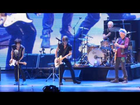 "The Rolling Stones ""Respectable"" at Staples Center - May 3, 2013"