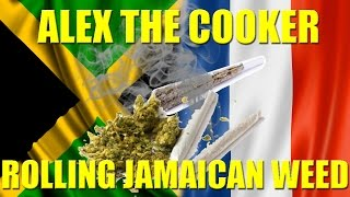 Alex The Cooker, Rolling Jamaican Weed | CouchSurfing Jamaica