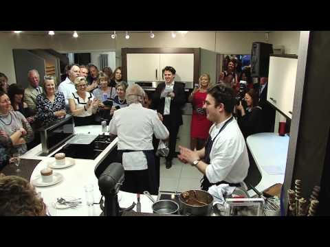 Raycross Charity Event 2013 - Michel Roux Cooking Live