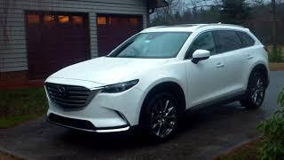 2018 Mazda CX-9 Rant