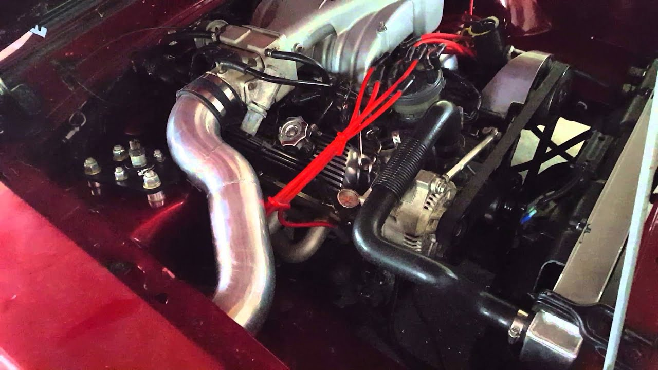 Mustang wire tucked video number 3 / review - YouTube