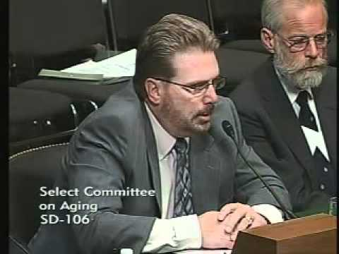 Senate hearing bernie strain 3.avi