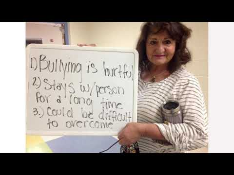 Unity Against Bullying - Avon Middle High School
