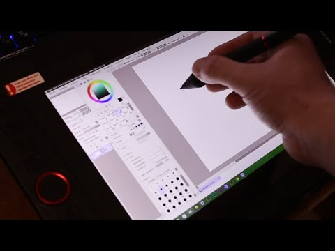 Обзор графического планшета Xp-pen Artist 12 Pro