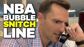 """""""Hello, you've reached the NBA bubble hotline"""" (parody)"""