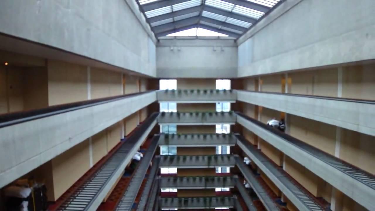 Otis Scenic Elevators at Marriott Marquis Hotel Atlanta