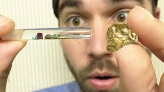 WE FOUND REAL GOLD! (6.11.15 - Day 2235)