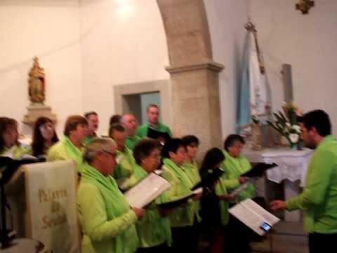 Grupo de Cantares de Penela da Beira - 2013
