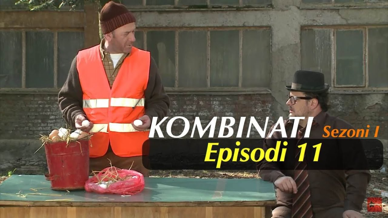 Kombinati: episodi  11 ( Sezoni I )