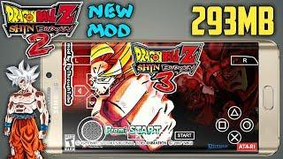 Download Dragon Ball Shin Budokai 3 on Android  New DB SB2 MOD