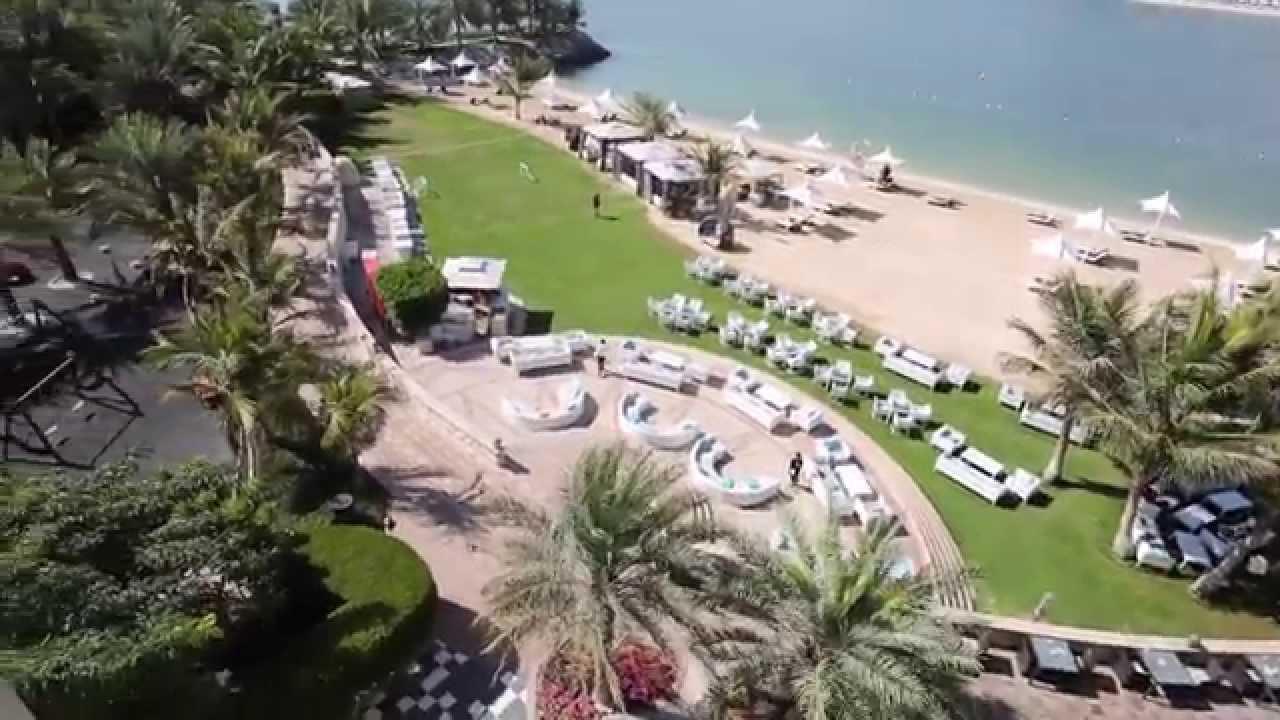 Best Beach Resorts in Abu Dhabi: Park Hyatt