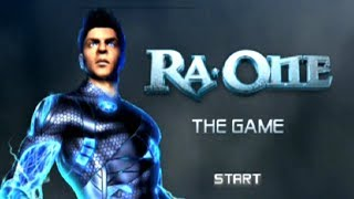 Ra.One The Game ... (PS2)