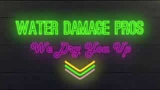 water damage repair atlanta